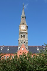 Georgetown University, Washington