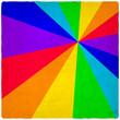 rainbow old background