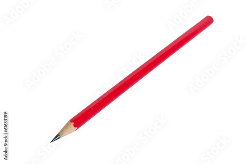pencil isolated 2