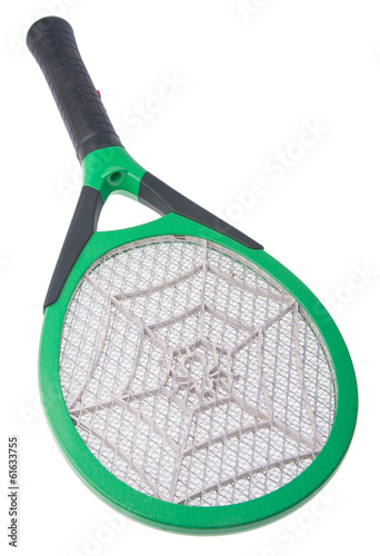Killer mosquitoes or electronic bug zapper