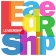 """""""LEADERSHIP"""" Letter Collage (business excellence quality team)"""