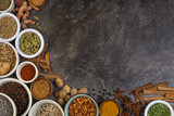 Fototapety Spices used in Cooking
