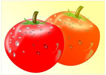 Due pomodori ??