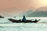 Boat in Laos - 61638518