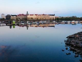 View from Helsinki