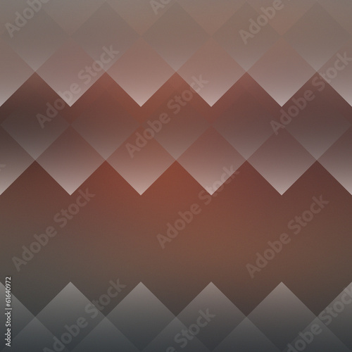 grainy background with transparent diamond pattern