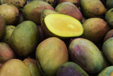 Fresh and delicious Mangos
