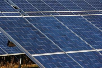 Solarplatte