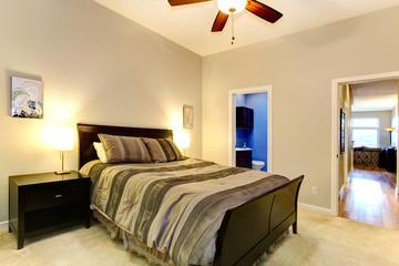 Elegent master bedroom