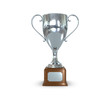 Trophy Cup Silver front