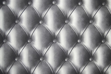 Skin leather imitation wallpaper (black & white)
