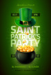 St. Patrick's Day Poster - 61645181