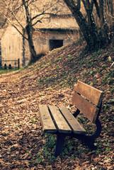 panca solitaria