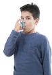 Portrait of Asthma Child