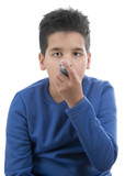Inhaler for Asthma Child