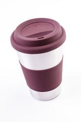 Stainless coffee mug