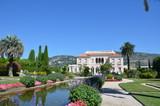 villa Rothschild, Saint Jean Cap Ferrat
