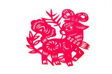 Chinese paper-cut