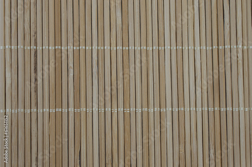 Wooden bamboo background