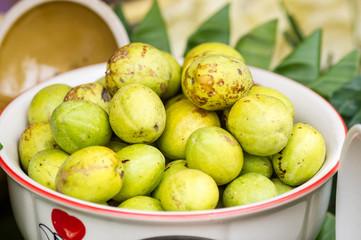 myrobalan , cherry plum