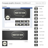 FACEBOOK FUNPAGE ELEMENTS 5 CHALKBOARD