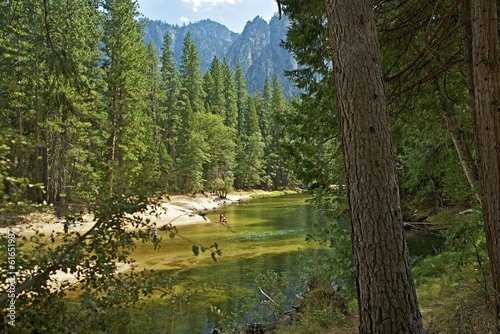 Merced River Yosemite