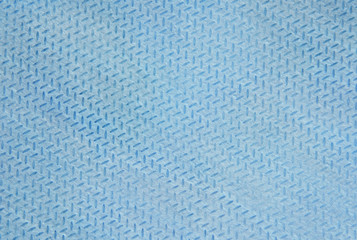 Blue nonwoven fabric
