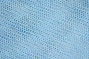 Blue nonwoven fabric