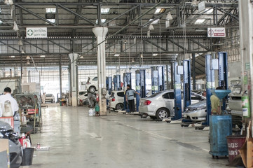 car auto shop