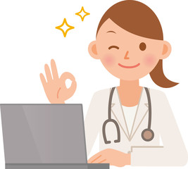 医者 女性