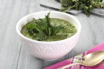 zuppa di ortica