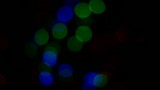 Abstract colorful shiny bokeh background.