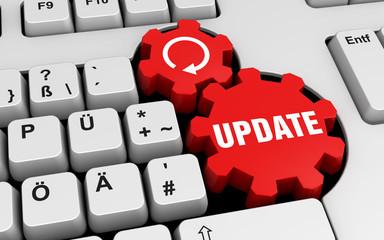 Update - Tastatur