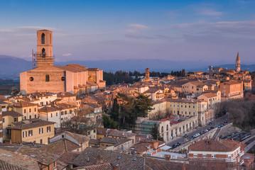Perugia Cityscape