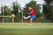 Kicking