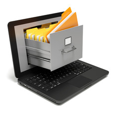 Digital folders