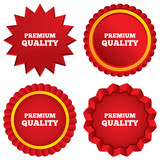 Premium quality sign icon. Special offer symbol