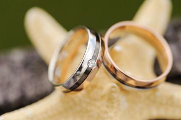 Rings on Sea Star