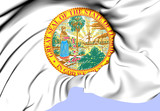 State Seal of Florida, USA.