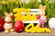 Frohe Ostern! Osterhasen&Ostereier