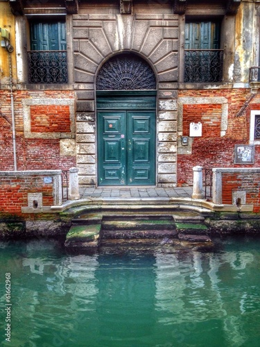 beautiful door, Venice