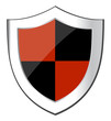 shield security icon..