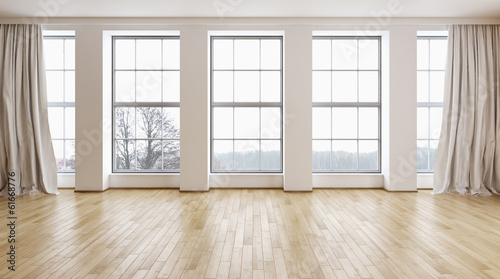 Leinwandbild Motiv Living room