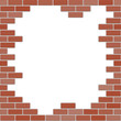 bricks frame