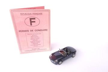 permis et voiture
