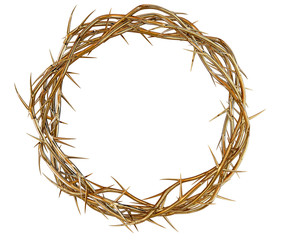Golden Crown Of Thorns