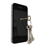 Smart Phone Unlocking Key