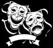Постер, плакат: Drama Masks 2