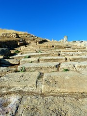 Escalier Hiérapolis Hierapolis Saint-Philippe