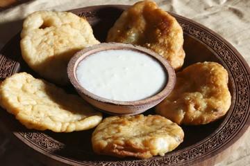 Malpua/Malpura - Malpuras are a kind of deep fried pancakes